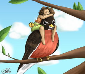 Buddy Robin by 1Abiodun