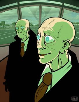 MIB by mr-book-faced