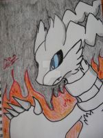Epic Reshiram by Kyrifian