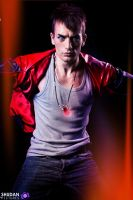 Devil's Dalliance- Dante DmC Cosplay by Leon Chiro by LeonChiroCosplayArt