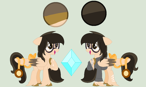 main OC-nightingale vesperia(new design) by NightingaleFanatic