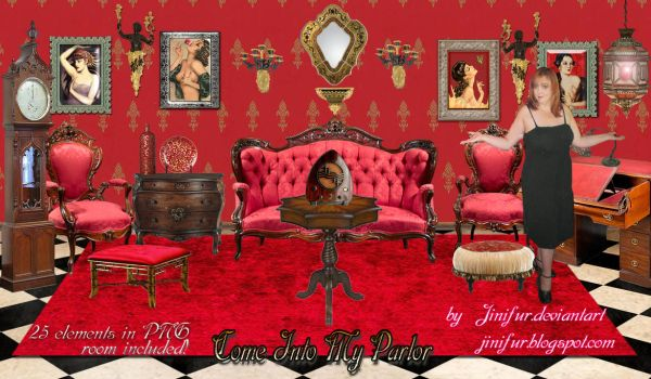 Come into my parlor... by jinifur