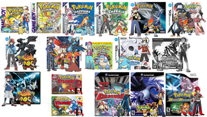 Pokemon Universe: My Game Collection