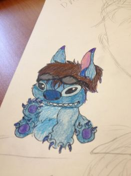 Stitch Fusion by Vasun5