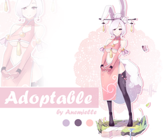 [CLOSED] Usagimimi Auction #3 by Anemielle