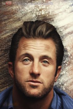 Scott Caan by Klowreed