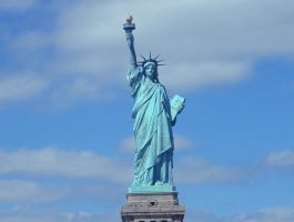 Statue of Liberty by ScarletWarmth