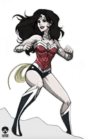 Wonder Woman by LucianoVecchio