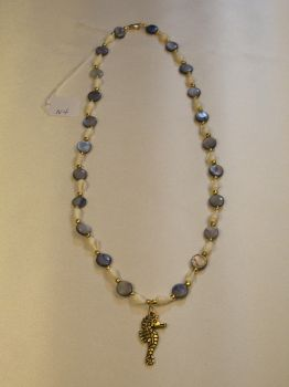 Necklace - N4 by BlingNThings