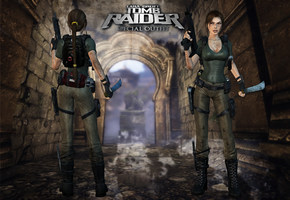 Tomb Raider Special Outfit 003 by legendg85