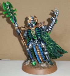 Imotekh the Stormlord by DedicatedBrowser