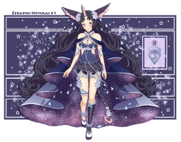 ADOPTS: Zeraphi - Nevulai 01 Auction [CLOSED] by KirasElixir
