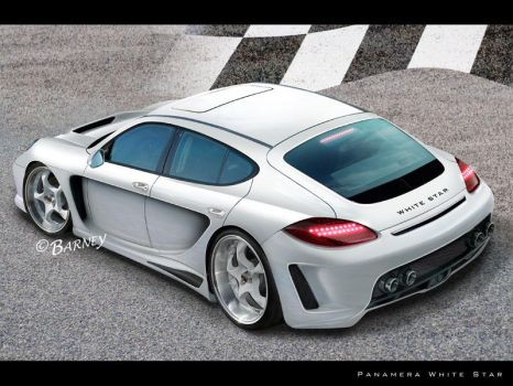 seanthecarspotter 60 14 porsche panamera white star 2 by barneyhh