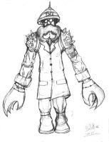 Creatures of the Boredom: Count Ulrich by Bioteknos