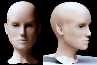 Head model by truckless