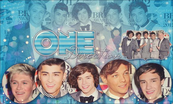 Blend One Direction by LauraClover