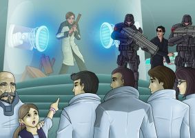 XCOM: Showtrial by TheBritWriter