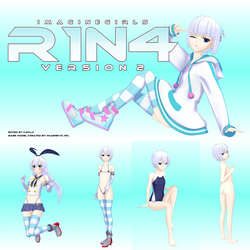 ImagineGirls R1N4 Version 2 (DL) by kafuji