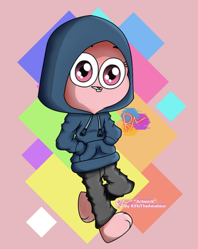 Just Gumball's Sister by RifkiTheAmateur
