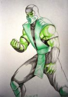reptile by PitBOTTOM