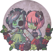 Horror of our Love by undead-alien