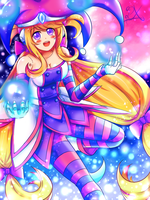 Jestia The Jester 2 by RikaMarika