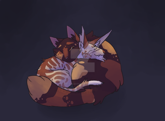 Cuddle You Must by Stabilization
