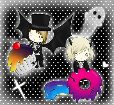 -+Ghost+- by x-BlueberryHeart-x