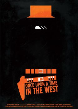 Once Upon A Time In The West by O-nay