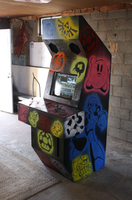 Nintendo Arcade Machine 1 by DESIGNOOB