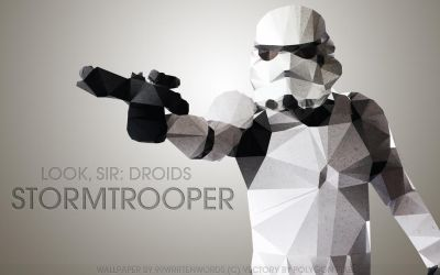 Star Wars Wallpaper Stormtrooper By BecomingTia On DeviantArt