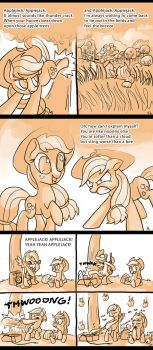 A Song for Applejack by DocWario