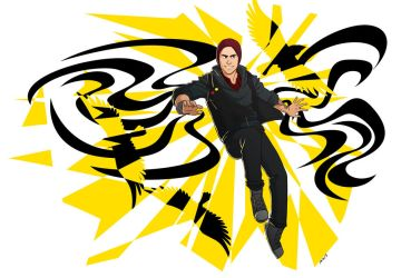 Infamous Second Son by kiwii