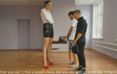 Ekaterina 206cm as a teacher by zaratustraelsabio