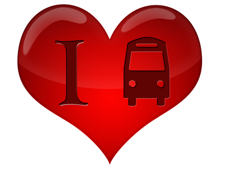 I love Commuting Pack 2 by MereMagicDesigns