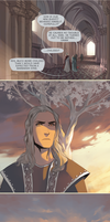 Silmarillion shorts: Sauron and Ar-Pharazon by Phobs