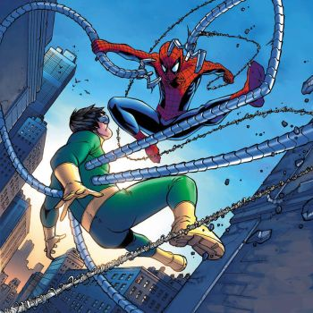 SPIDEY VS DOC OCK PG08 by deemonproductions