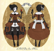 Emiline Reference by lavenly