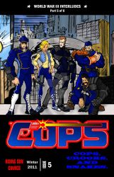 Cops Issue 5 Version 2 by JezabelPheonix