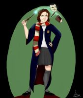 I'm a wizard by GalaxyCalotype
