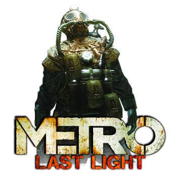 METRO Last Light Icon v1 by Ni8crawler