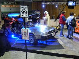 DeLorean by castor227027