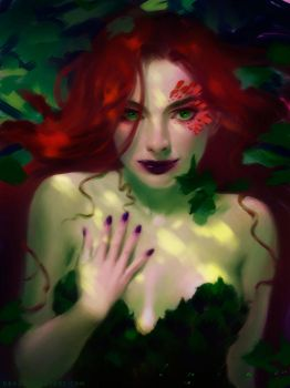 Ivy by thienbao