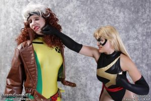 Ms Marvel: You Stole My Life! by EccentricCasey