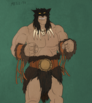 The Wolfman by Mara999