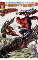 Superior vs Superior Spider-Man by Theamat