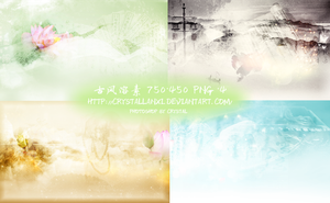 traditional  textures-01 750*450 png *4 by Crystallanxi