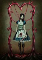 alice madness returns by kaariXD