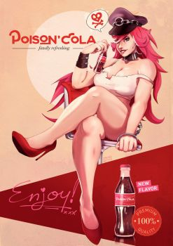 Poison'Cola by Grand-Sage