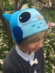 Owl Hat - child size by Kai45